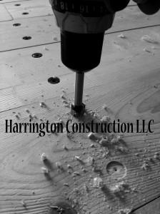 Harrington Construction 5w name