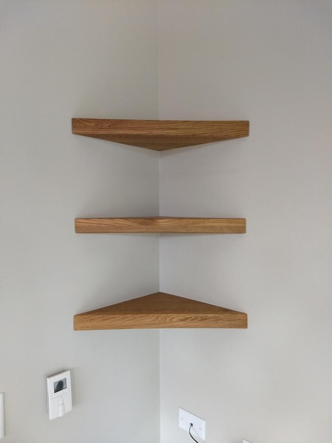 Nook Shelves